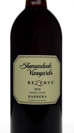 2016 ReZerve® <br> Barbera