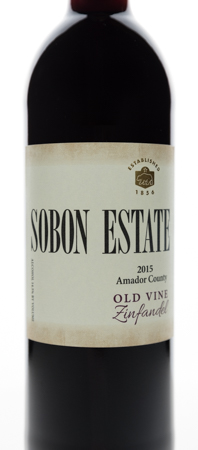 2015 Zinfandel <br> Old Vines