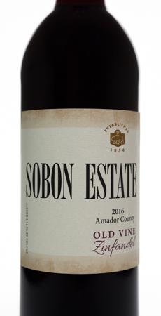 2016 Old Vine <br> Zinfandel