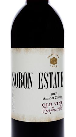 2017 Old Vine <br> Zinfandel